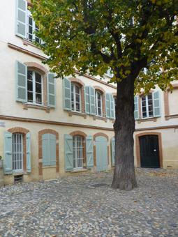 Toulouse, rue Maletache, 24 novembre 2012