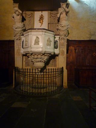 Toulouse, cathédrale Saint-Étienne, 24 novembre 2012