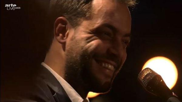 António Zambujo, Paris (théâtre de l'Alhambra), festival Au fil des voix, 8 février 2013