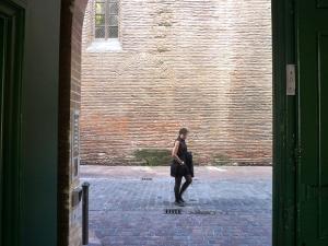 Toulouse (France), rue Antonin Mercié, 13 septembre 2013