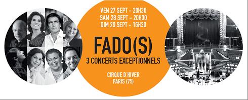 Fado(s) -- Festival d'Ile de France 2013