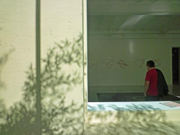 Montpellier (France) -- La Panacée, centre d'art contemporain, 5 octobre 2013