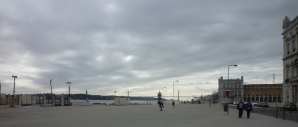 Lisbonne (Portugal), mars 2012