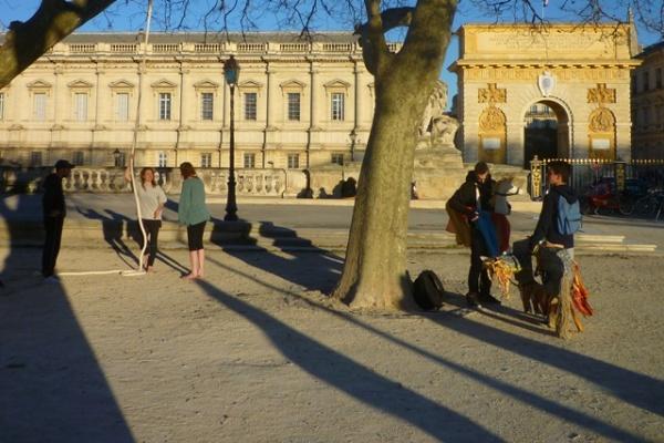 Montpellier (France), 22 février 2014