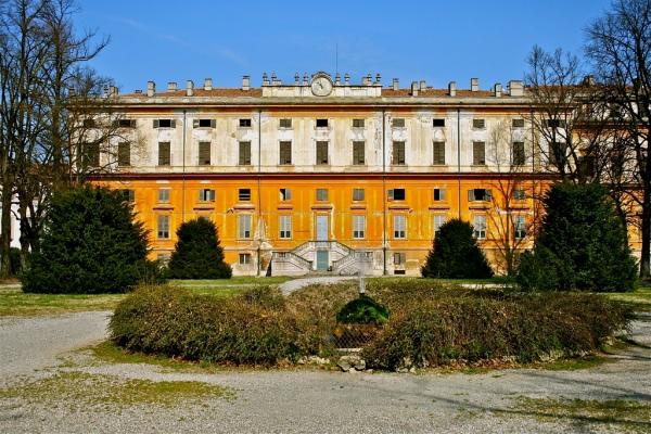 Villa Reale, Monza (Lombardie, Italie), par Gabriele B. sur Flickr