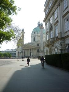 Vienne (Autriche) = Wien (Österreich), Karlsplatz