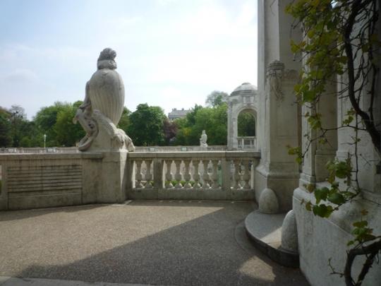 Vienne (Autriche) = Wien (Österreich), Stadtpark