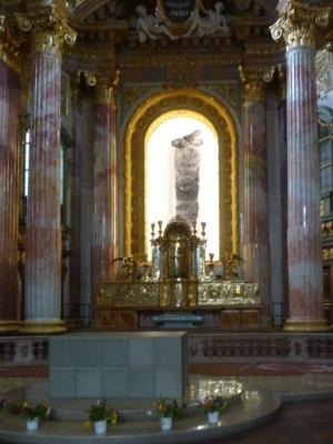 Vienne (Autriche) = Wien (Österreich), Église des Jésuites, 26 avril 2014