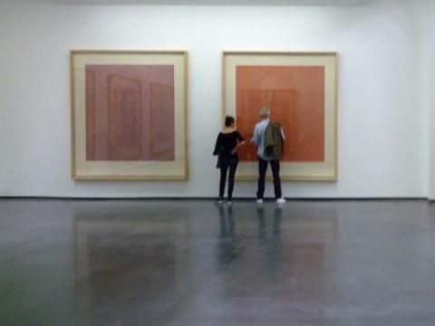 Festival international d'art de Toulouse. Exposition Franz Gertsch, Musée des Abattoirs, Toulouse, 25 mai 2014