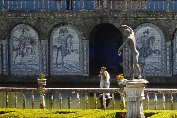 Palais des marquis de Fronteira, Lisbonne, 14 mars 2012
