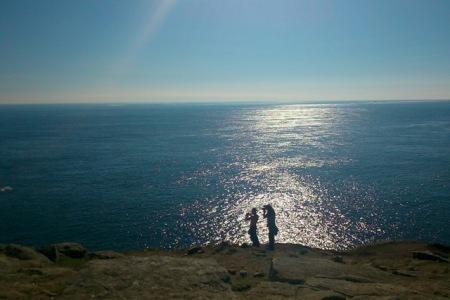Pointe du Raz (Finistère, France), 1er septembre 2014