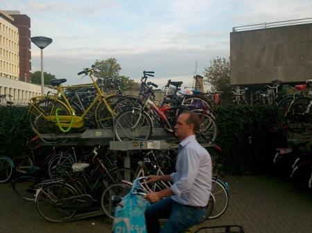 Leiden = Leyde (Pays-Bas), 15 septembre 2014