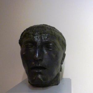 Émile-Antoine Bourdelle (Montauban 1861 - Le Vésinet 1929) | Tête de l'Éloquence (vers 1913-1923). Musée Fabre, Montpellier (France)