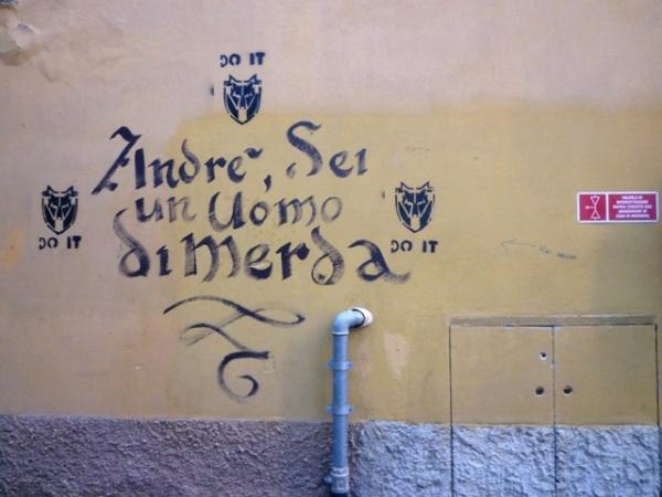 Sarzana (Ligurie, Italie), 26 décembre 2014