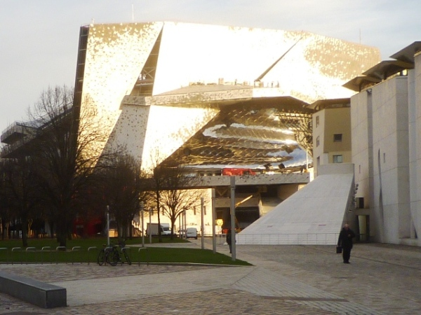 Philharmonie de Paris - Jean Nouvel, architecte. 13 janvier 2015