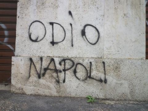 Dans une rue de Rome (Italie), le 4 avril 2015