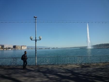 Genève (Suisse), 15 avril 2015