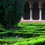 Toulouse (France), couvent des Jacobins, 8 mai 2015
