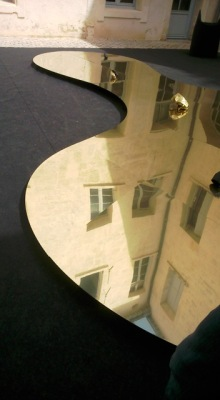 Montpellier (France), hôtel de Rozel, 13 juin 2015