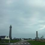 Penmarc'h (Finistère). Le phare d'Eckmühl, 25 août 2015