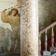 Castello del Buonconsiglio, Trento (Italia) = Trente (Italie), 7 juillet 2016