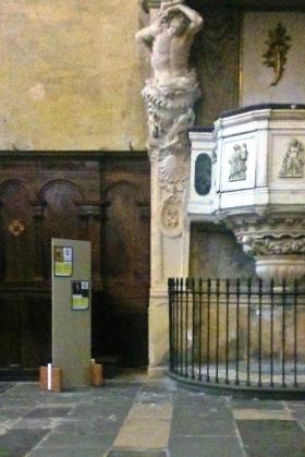 Toulouse (France), cathédrale Saint-Étienne, 16 juillet 2016