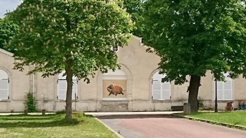 Paris (France), cartoucherie, bois de Vincennes, 18 mai 2017