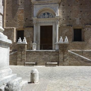 Urbino (Marches, Italie = Marche, Italia), 4 juillet 2017