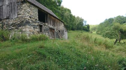 Buzan (Ariège, Occitanie), 22 juillet 2018