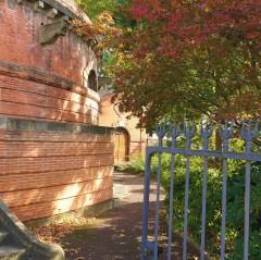 Toulouse (Occitanie, France), le Château d'eau, 13 octobre 2018