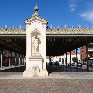 Cazères (Occitanie, France), 7 mars 2019