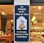 Au Poussin bleu père et fils, Toulouse (Occitanie, France)