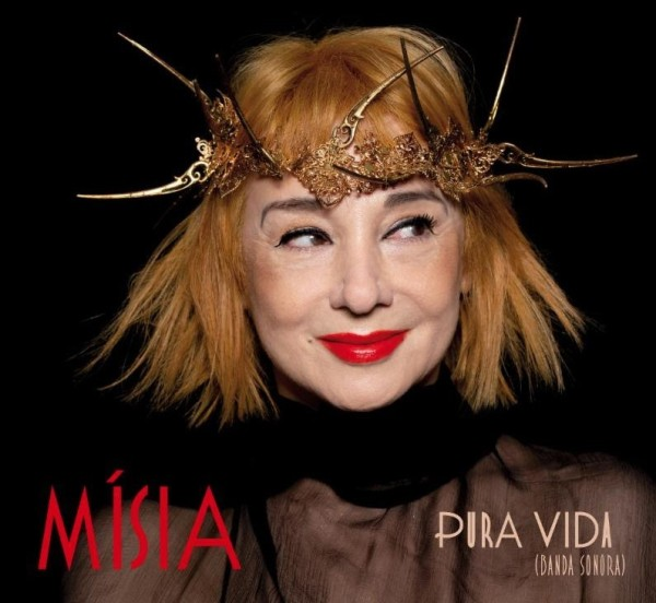 Mísia | Pura vida (banda sonora) (2019)