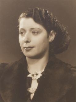 Hermínia Silva (1907-1993) en 1939