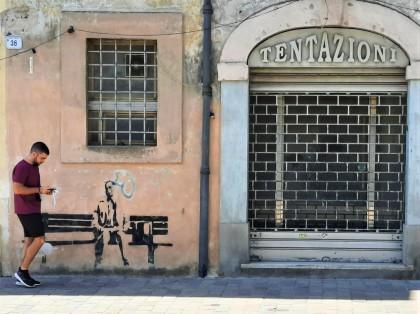 Ronciglione (province de Viterbe, Lazio, Italie), 10 juillet 2020