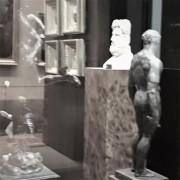 Musée Fabre, Montpellier (Occitanie, France), 30 septembre 2017