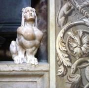 Mantoue (Lombardie, Italie), Basilique Saint-André = Mantova (Lombardia, Italia), Basilica di Sant'Andrea, 2 juillet 2014