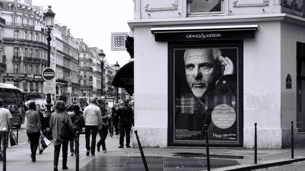 « Grand Audition » (Paris), par Mariano Mantel sur Flickr (CC BY-NC 2.0). 2012.