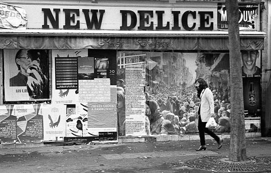 New Delice (Paris, quartier des Enfants-Rouges), par Amélien Bayle sur Flickr