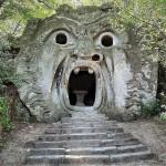Bomarzo (VT, Lazio, Italie), Parco dei Mostri, 11 juillet 2020