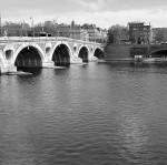 La Garonne à Toulouse, 21 novembre 2020